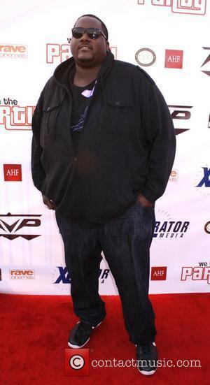 Quinton Aaron 'We The Party' premiere at Rave Cinemas in Baldwin Hills Los Angeles, California - 06.04.12