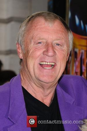 Chris Tarrant 'We Will Rock You' 10th year anniversary performance - arrivals London, England - 14.05.12