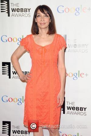 Illeana Douglas  The 16th Annual Webby Awards New York City, USA - 21.05.12
