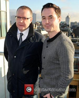 Martin Compston and Paul Ferris