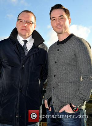 Paul Ferris and Martin Compston