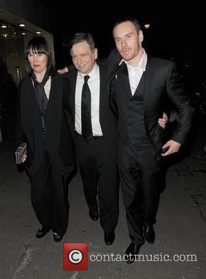 Michael Fassbender, Harvey Weinstein and Bafta