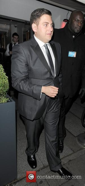 Jonah Hill, Harvey Weinstein and Bafta