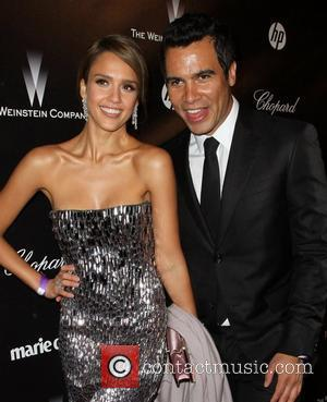 Jessica Alba, Cash Warren and Beverly Hilton Hotel