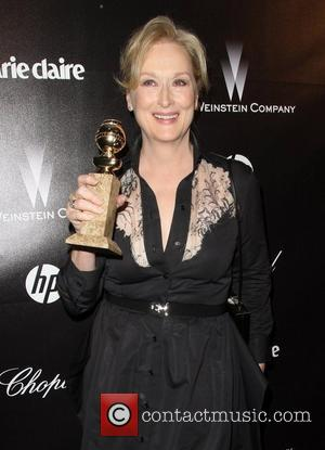 Meryl Streep Spooked By Guest House Ghost