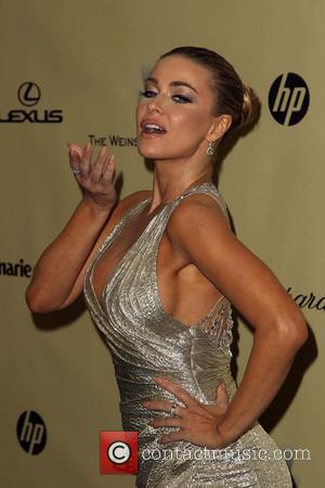Carmen Electra The Weinstein Company's 2013 Golden Globe Awards After Party held at The Beverly Hilton Hotel  Featuring: Carmen...