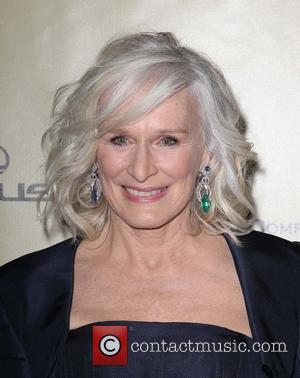 Glenn Close The Weinstein Company's 2013 Golden Globe Awards After Party held at The Beverly Hilton Hotel  Featuring: Glenn...