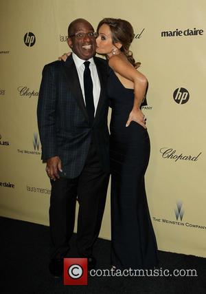 Al Roker; Giada De Laurentiis The Weinstein Company's 2013 Golden Globe Awards Party  Featuring: Al Roker, Giada De Laurentiis...