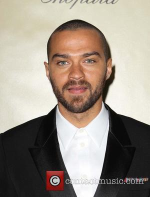 Jesse Williams The Weinstein Company's 2013 Golden Globe Awards Party  Featuring: Jesse Williams Where: Beverly Hills, California, United States...