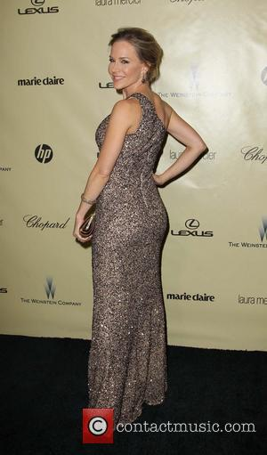 Julie Benz The Weinstein Company's 2013 Golden Globe Awards Party  Featuring: Julie Benz Where: Beverly Hills, California, United States...