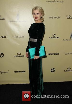 Mika Newton The Weinstein Company's 2013 Golden Globe Awards Party  Featuring: Mika Newton Where: Beverly Hills, California, United States...