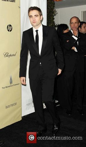 Robert Pattinson The Weinstein Company's 2013 Golden Globe Awards Party  Featuring: Robert Pattinson Where: Beverly Hills, California, United States...