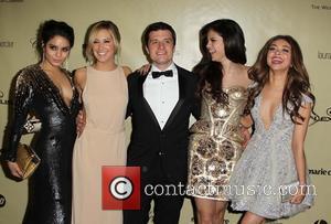 Vanessa Hudgens, Ashley Tisdale, Josh Hutcherson, Selena Gomez and Sarah Hyland