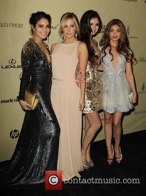 Vanessa Hudgens, Ashley Tisdale, Selena Gomez and Sarah Hyland