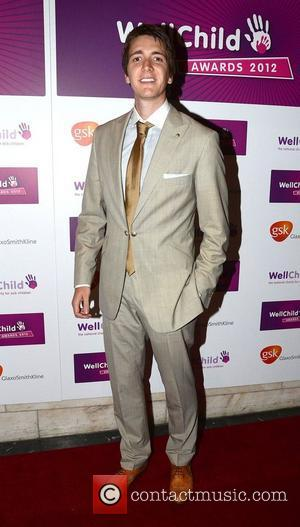 Oliver Phelps,  at the Wellchild Awards at InterContinental Park Lane Hotel London, England - 03.09.12