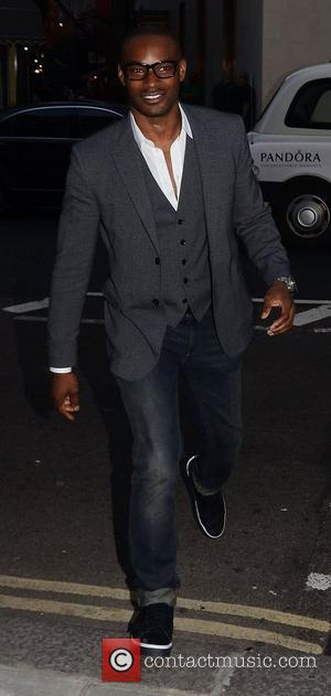 Tyson Beckford,  at Dean Piper's birthday party at the Wellington Club London, England - 21.06.12