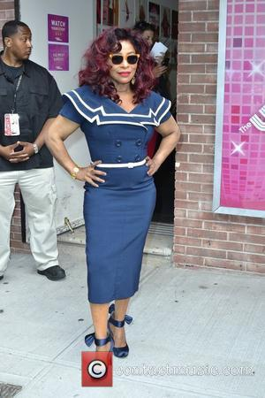 Chaka Khan Celebrity arrivals at 'The Wendy Williams Show' New York City, USA - 26.06.12
