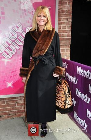 Cheryl Tiegs Celebrities depart the studio for 'The Wendy Williams Show'  New York City, USA - 20.02.12
