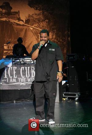 Ice Cube The West Coast Rap All Stars Show was held in Planet Hollywood Casino Hotel in Las Vegas ft...