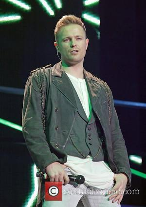 Nicky Byrne of Westlife performs on stage at the 02 Arena. London, England Kian-egan-of-westlife-performing-on-their_3883029