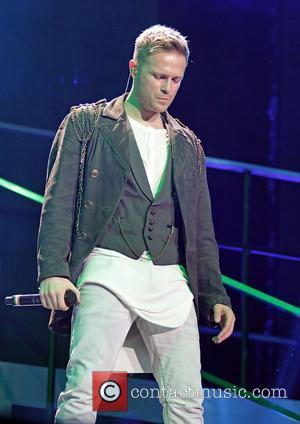 Nicky Byrne and Liverpool Echo Arena