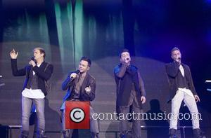 Kian Egan, Nicky Byrne and Westlife
