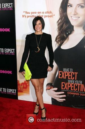 Jessica Seinfeld Screening of 'What To Expect When You're Expecting, held at AMC Lincoln Square - Arrivals New York City,...