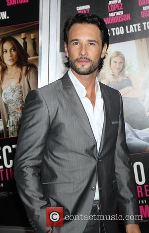 Rodrigo Santoro Screening of 'What To Expect When You're Expecting, held at AMC Lincoln Square - Arrivals New York City,...