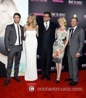 Chace Crawford, Brooklyn Decker, Elizabeth Banks and Kirk Jones