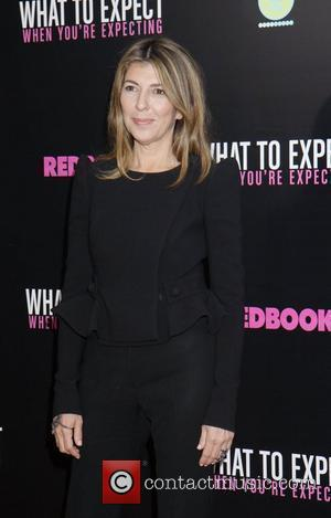 Nina Garcia Screening of 'What To Expect When You're Expecting, held at AMC Lincoln Square - Arrivals New York City,...