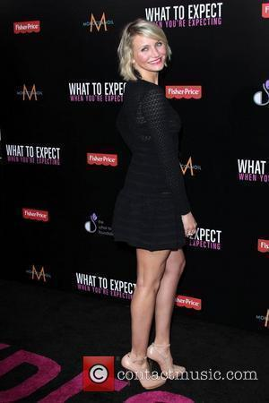 Cameron Diaz  The Los Angeles Premiere of 'What to Expect When You're Expecting' - Arrivals  Los Angeles, California...