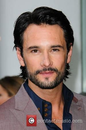 Rodrigo Santoro What To Expect When Your're Expecting - European Premiere held at the BFI Imax - Arrivals. London, England...