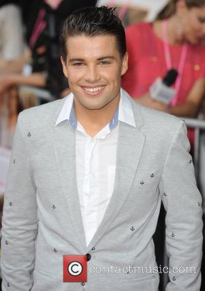 Joe McElderry  'What To Expect When You're Expecting' - European premiere held at the BFI Imax - Arrivals London,...