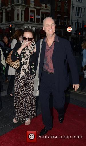 Tim McInnerny and guest Press Launch for 'What You Will' at the Apollo Theatre London, England - 18.09.12