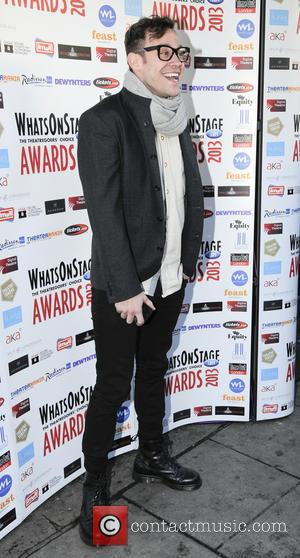 Will Young arrives at What's on Stage presentation at Cafe Paris Where: London, England When: 07 Dec 2012
