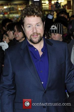 Michael Ball Whatsonstage.com Awards Concert held at the Prince of Wales Theatre - Arrivals London, England - 19.02.12