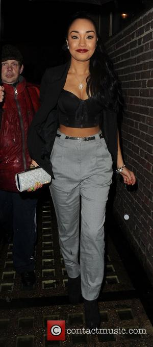 Leigh-anne, Pinnock, Little Mix and Whisky Mist
