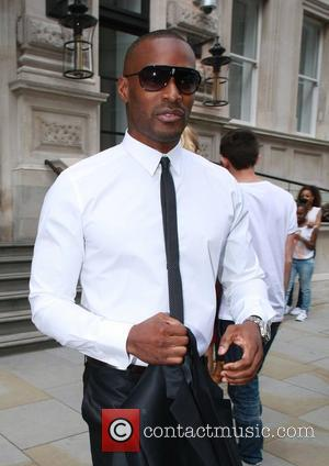Tyson Beckford seen leaving his hotel London, England - 19.05.12