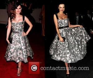 Who wore it best, Rachel Bilson or Miranda Kerr?   Miranda Kerr wore the same Louis Vuitton dress at...