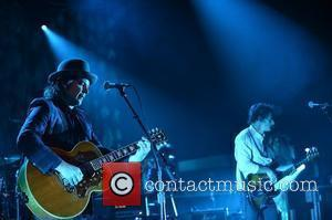 Jeff Tweedy, John Stirratt and Wilco