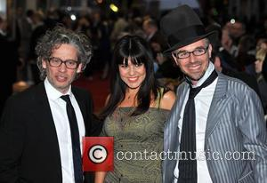 Dexter Fletcher and Charlie Creed-miles