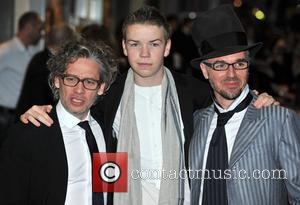 Dexter Fletcher, Charlie Creed-miles and Will Poulter