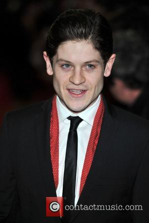 Iwan Rheon Wild Bill - UK film premiere held at Cineworld Haymarket - Arrivals. London, England - 20.03.12
