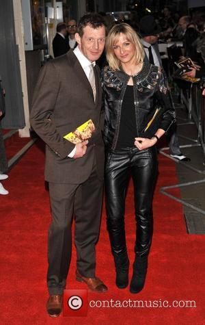 Jason Flemyng and guest Wild Bill - UK film premiere held at Cineworld Haymarket - Arrivals. London, England - 20.03.12