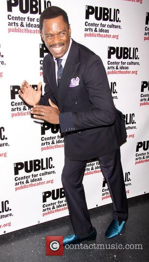 Colman Domingo Opening night after party for 'Wild With Happy' at the Public Theater Lobby at Astor Place New York...