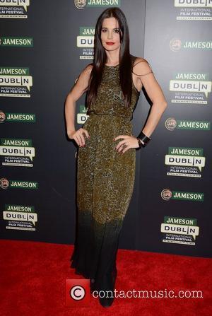Lucila Sola Dublin International Film Festival - 'Wilde Salome' Premiere - Arrivals Dublin, Ireland - 20.02.12