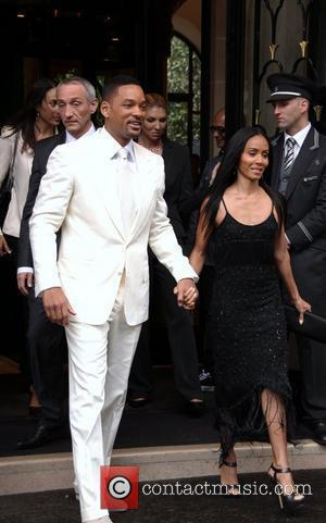 Will Smith and Jada Pinkett-smith