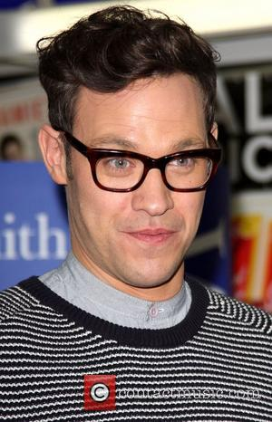Will Young  attends a book signing for his book 'Funny Peculiar' at WH Smith, Milton Keynes  Buckinghamshire, England...
