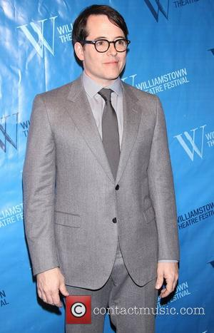 Matthew Broderick  at the Williamstown Theatre Festival's 2012 Benefit, held at the Edison Ballroom - Arrivals New York City,...