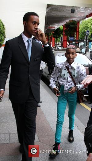 Willow Smith  arrives at her hotel the Georges V. Paris, France - 11.05.12